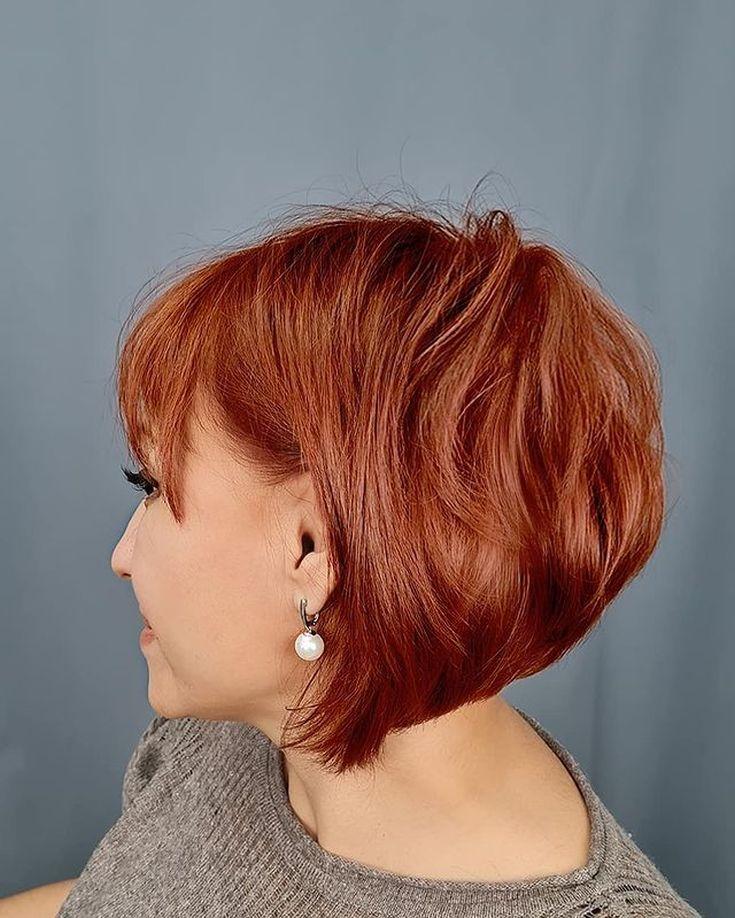 Стрижка боб каре на короткие волосы 270 фото
