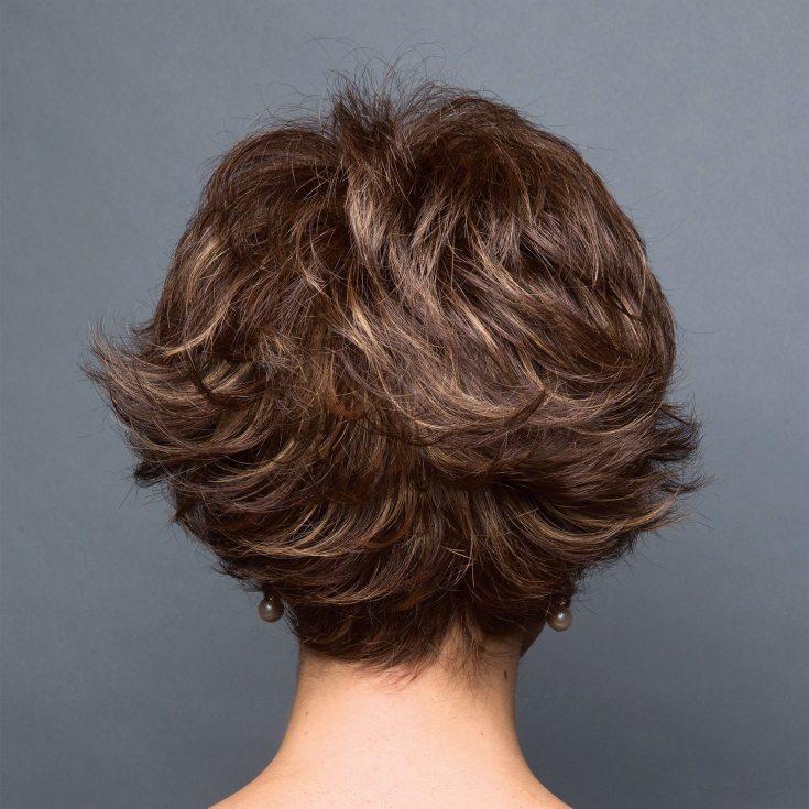 (+135 фото) Боб каре на вьющиеся волосы