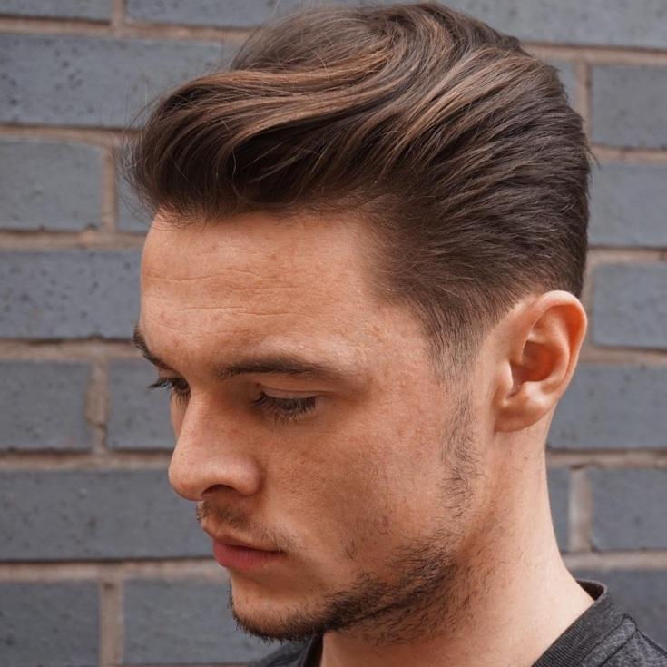 (+130 фото) Средства укладки волос для мужчин