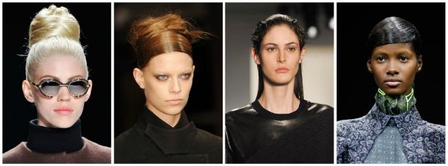 Модные женские прически тренды этого года