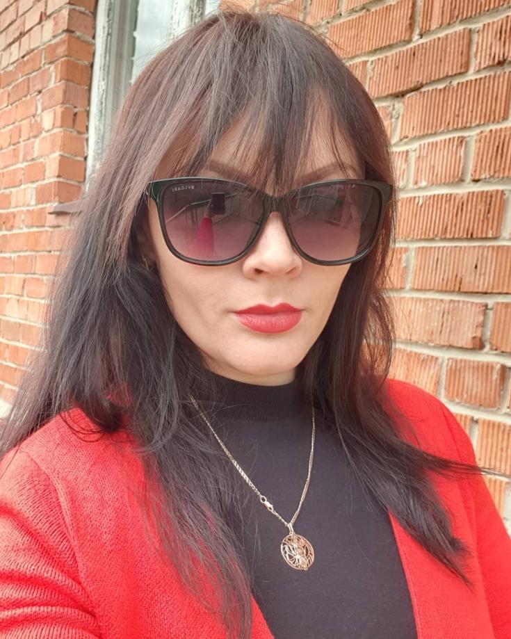 Черно русый цвет волос
