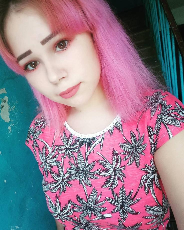 Цвет волос подходящий к карим глазам