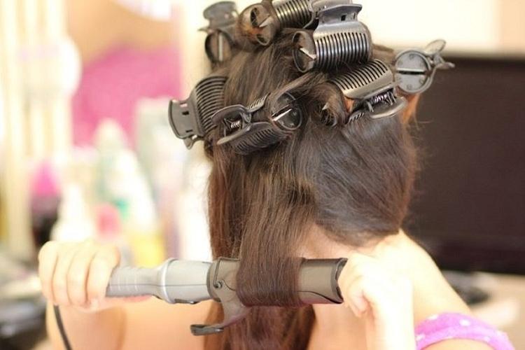 Как правильно накрутить волосы на бигуди в домашних условиях, способы и техники