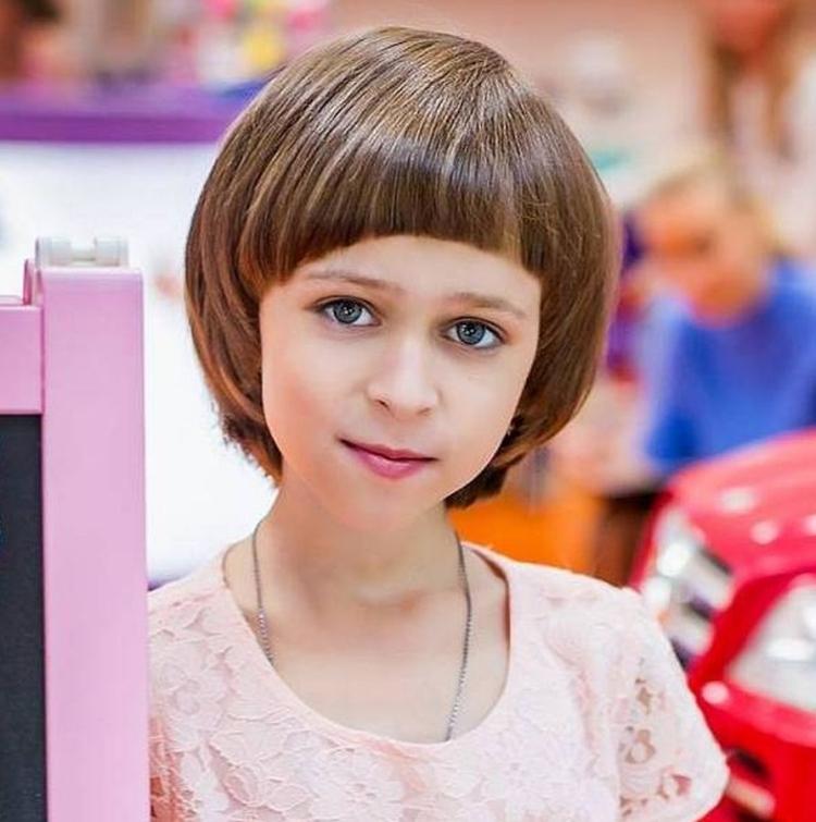 Каре для девочек 10 лет