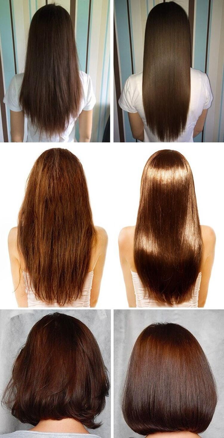 Маска для волос из желатина ламинирование в домашних условиях