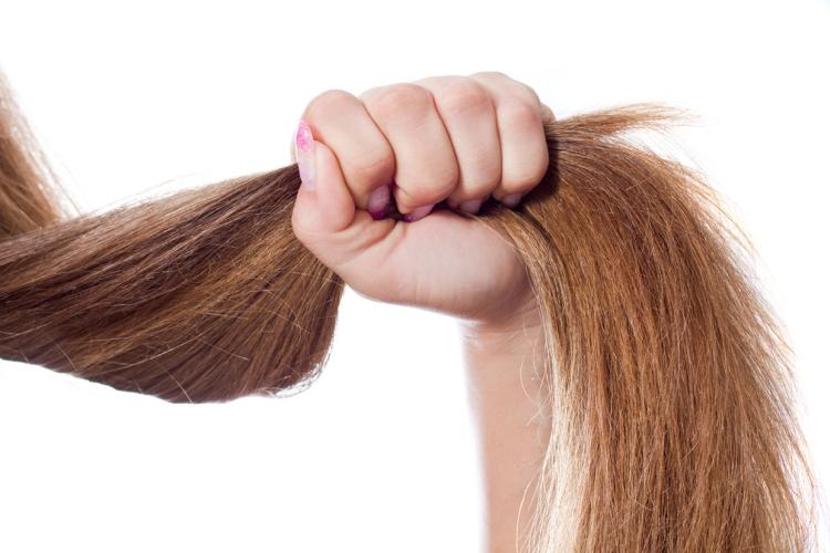 Маска для волос от секущихся кончиков в домашних условиях