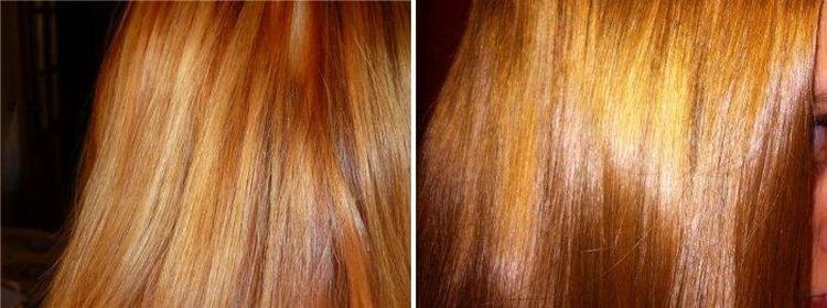 Как убрать рыжину с волос после окрашивания