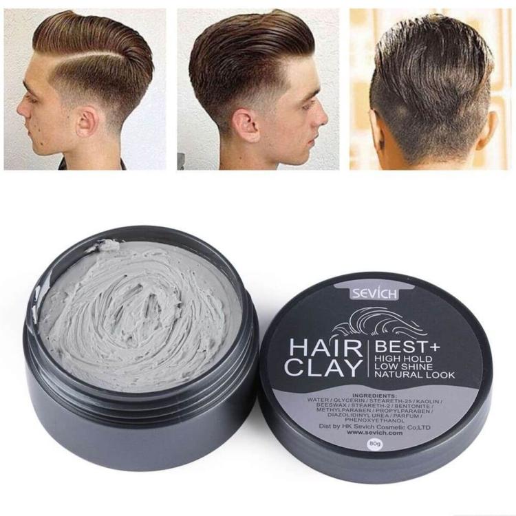 Глина для волос для укладки для мужчин