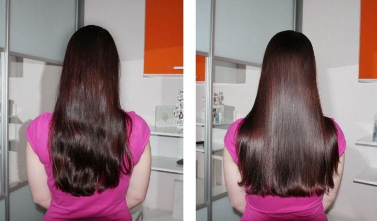Экранирование волос что это такое