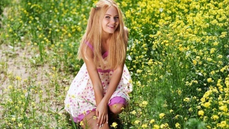 Цветотип весна какой цвет волос подойдет фото