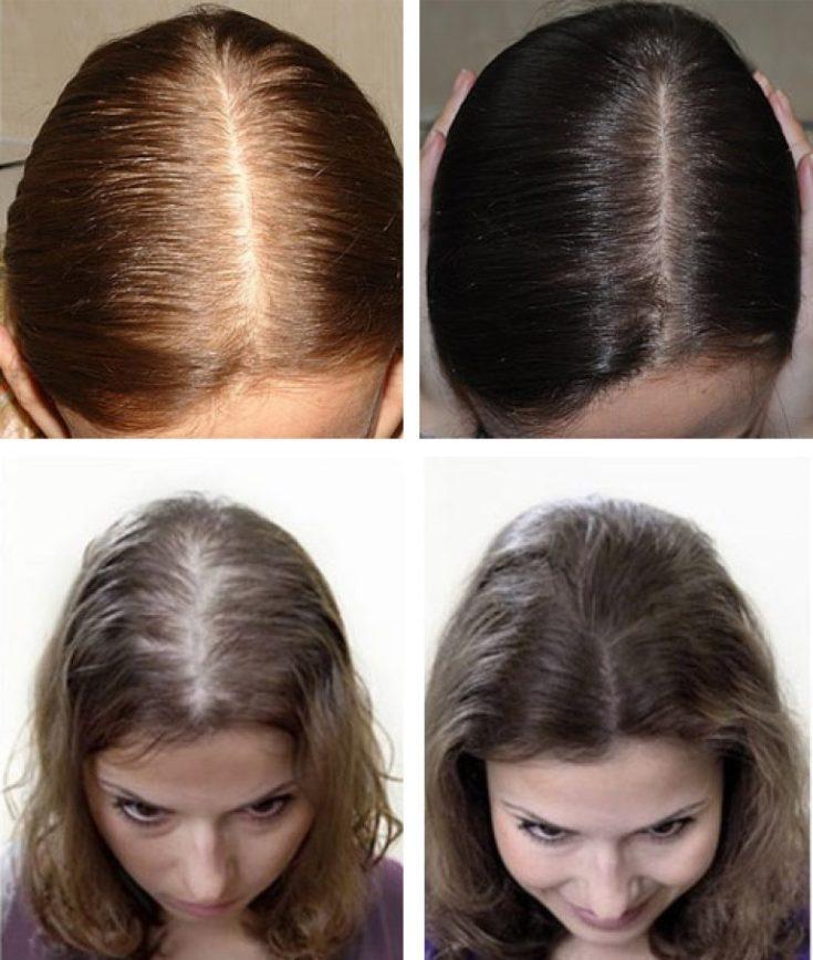 Перцовая маска для волос