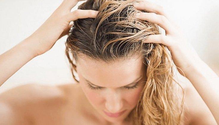 Отвары трав для волос от выпадения