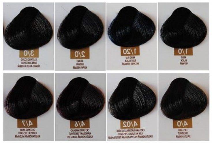 Масло для окрашивания волос