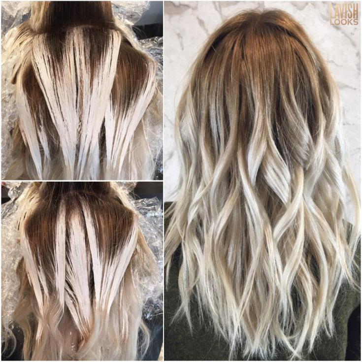 Как осветлить пряди волос в домашних условиях самостоятельно