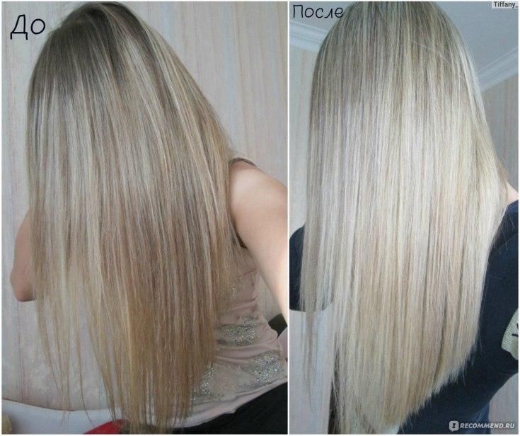 Осветление волос Супрой в домашних условиях