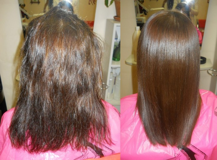 Шампуни после кератинового выпрямления волос без сульфатов