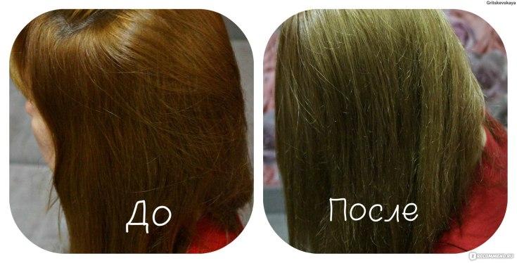 Как убрать зелень с волос после окрашивания
