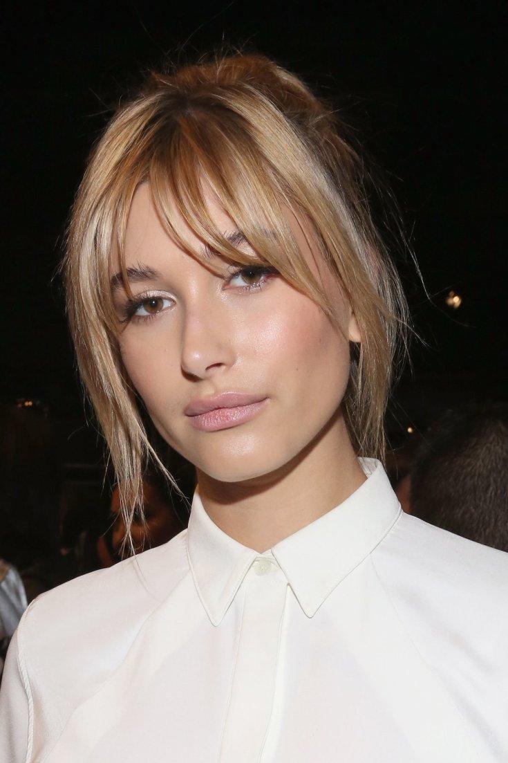 Челка шторка женская на (короткие, длинные, средние) волосы