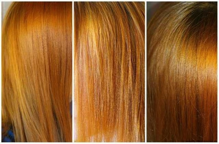 (48 фото) Окрашивание волос тоникой
