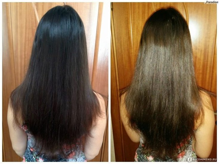 (75 фото) Кислотная смывка для волос
