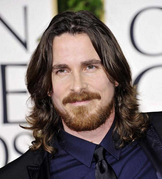Мужские причёски для узкого лица с длинным носом