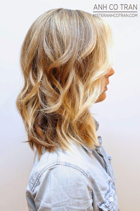 Русые волосы: все цвета, оттенки, мелирование (50)