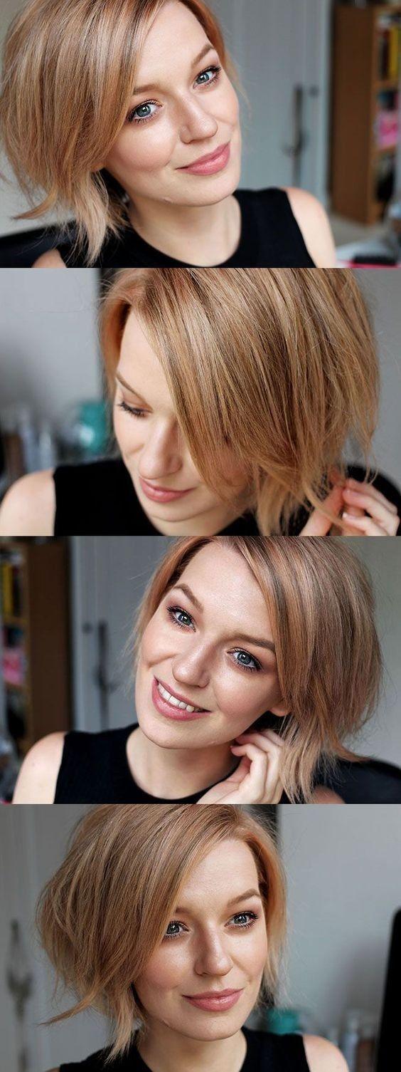 Стрижки для коротких волос каскад каре