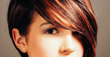 стрижка пикси на короткие и средние волосы