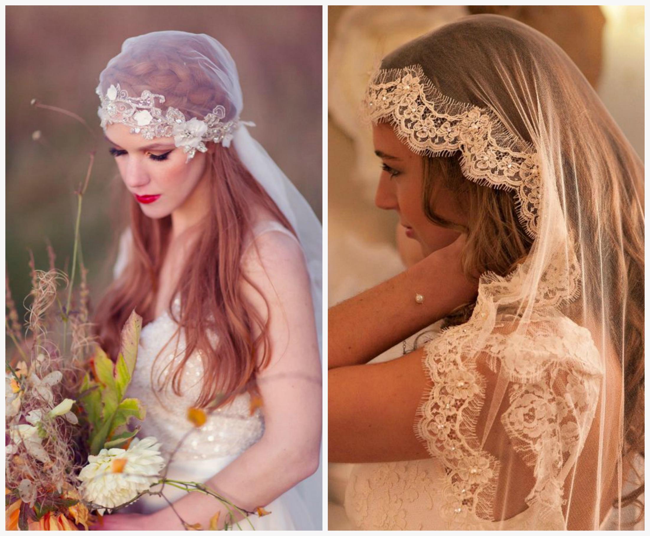 978b4a3db35 2019 Свадебные прически на длинные волосы с фатой