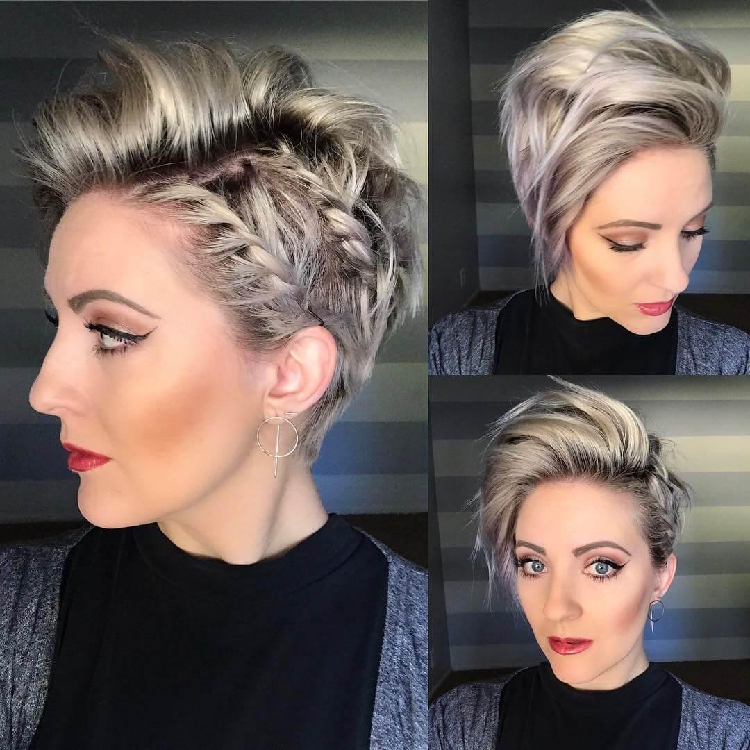 Все виды укладок на короткие волосы все больше девушек выбирают короткие стрижки.