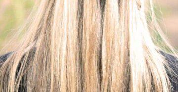 коса водопад вид сзади