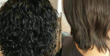 долговременные укладки на короткие волосы