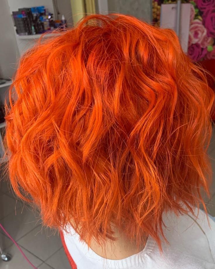 правило, картинки краски для волос рыжего цвета можно предположить, что