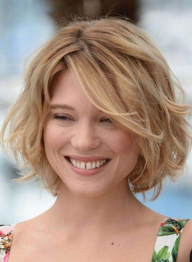 2020 Варианты стрижек на тонких волосах для придания объема