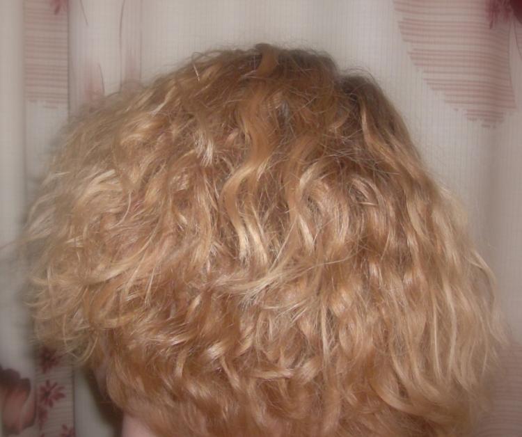 Биозавивка на средние, короткие, длинные волосы
