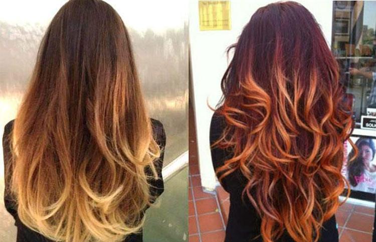 Золотистый орех цвет волос