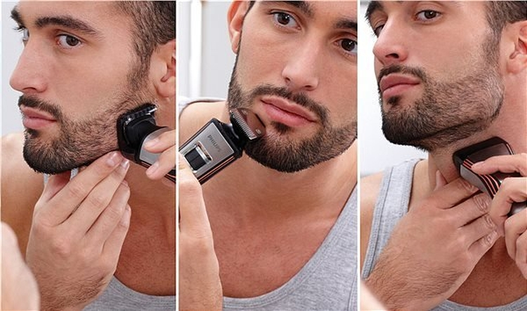 Стрижка бороды в домашних условиях