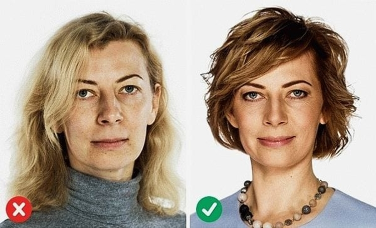 Прически для женщин 35 лет средние